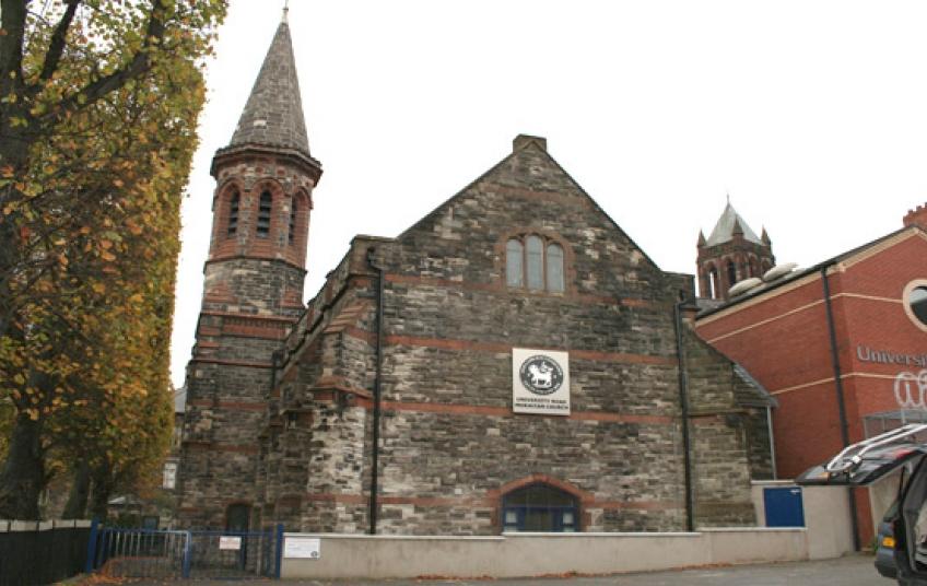 Moravian Church - University Road, Moravian Church, Belfast